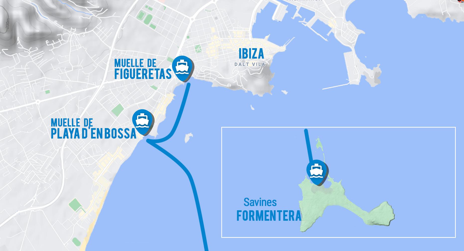 Salidas ferry formentera lowcost